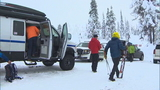 Crews continue search for missing Bellingham snowboarders