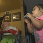 Family fights for daughter with rare syndrome