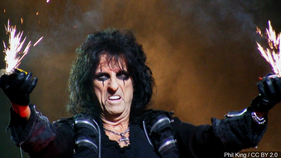 Alice Cooper coming to North Charleston PAC, tickets on sale Friday