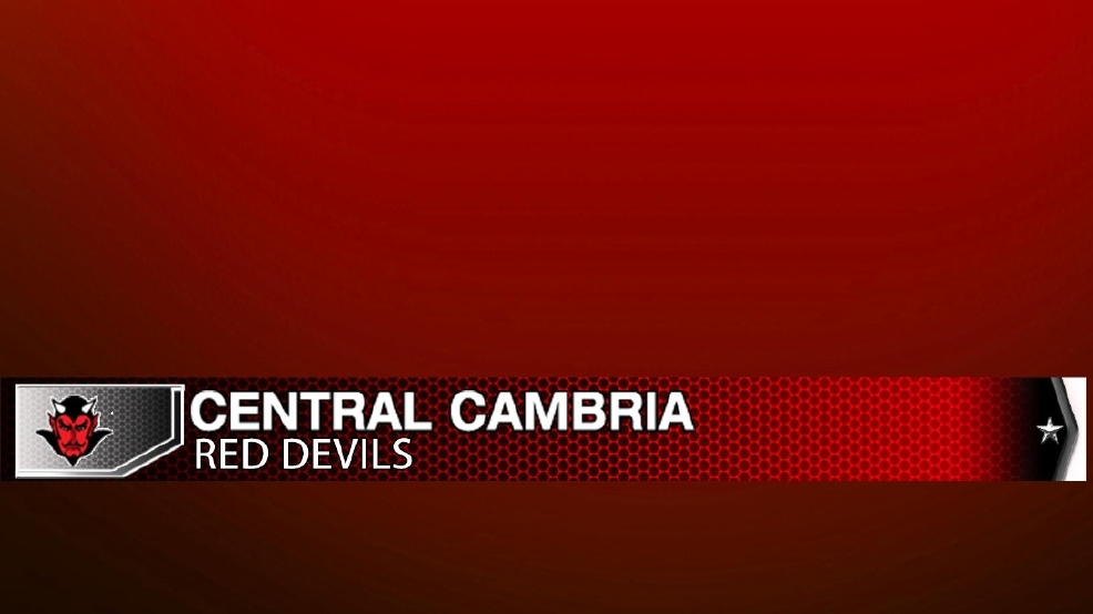 Central Cambria Red Devils 2016 Football Schedule