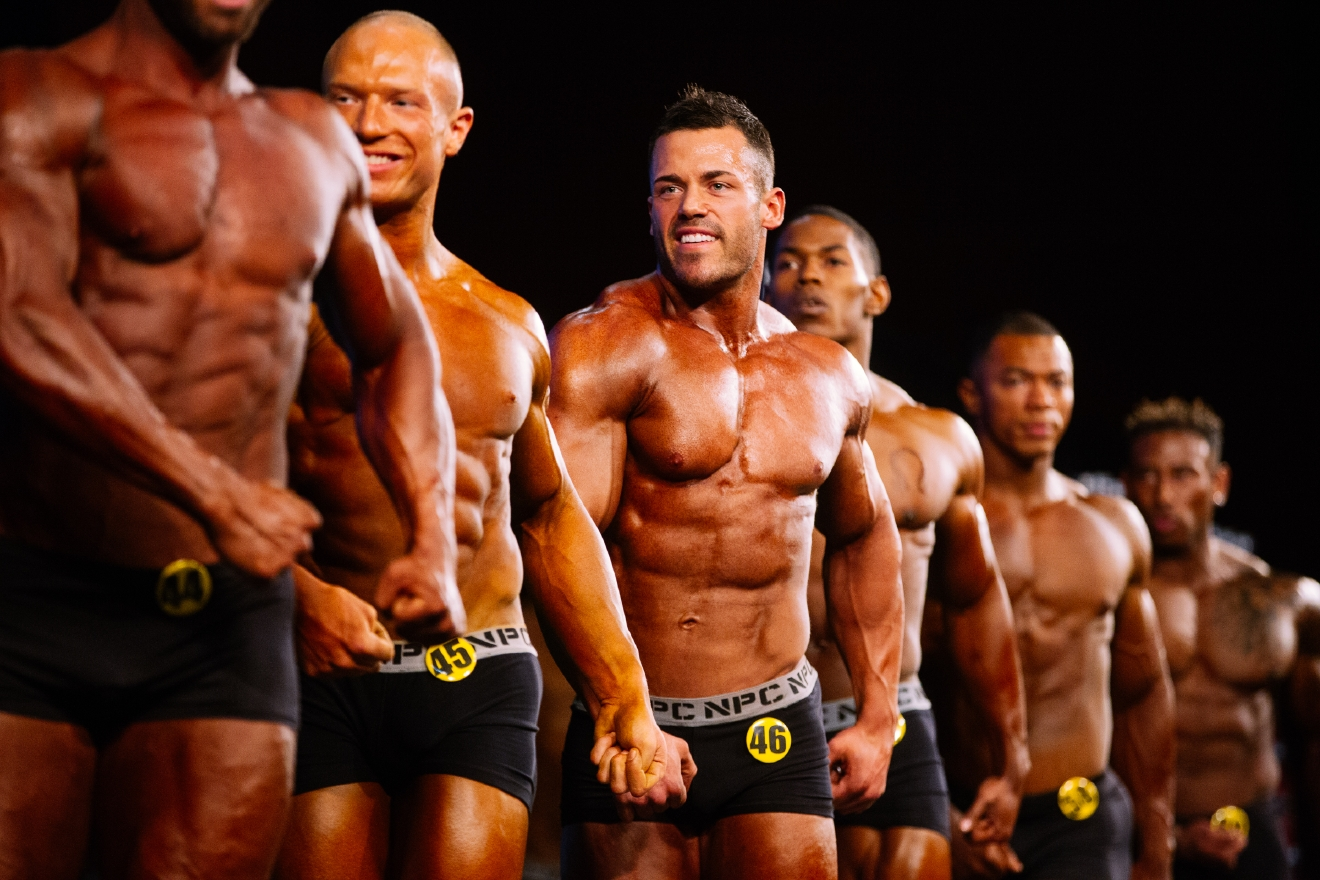 Photos bodybuilders compete at the 2016 emerald cup for Classic builders