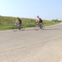Day 1 of RAGBRAI ends in Spencer