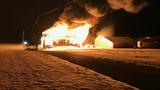 Deadly barn fire in Northumberland County