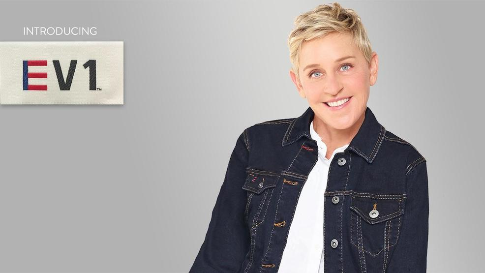 ellen degeneres partners with walmart on size inclusive fashion line