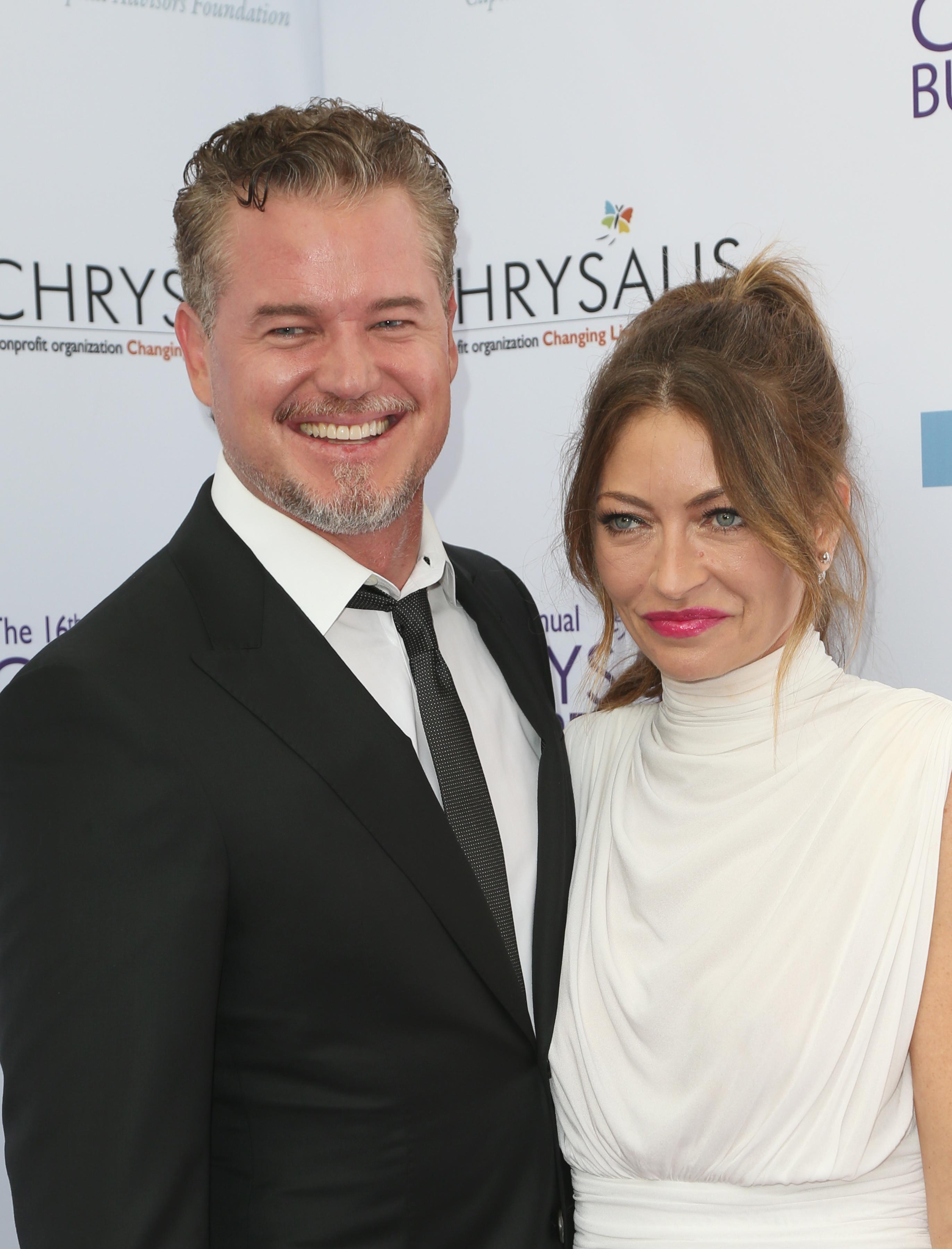 Rebecca Gayheart, Eric Dane file for divorce | WACH