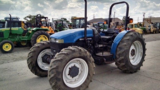 Police searching for stolen tractor in Sanilac County
