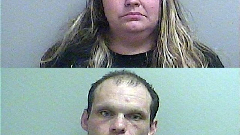 2 arrested in Anniston after toddler found with broken ribs, cigarette burns