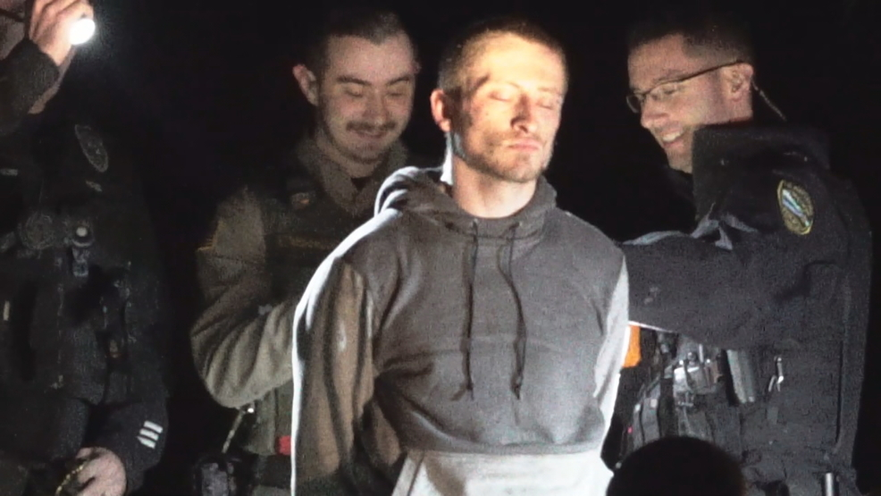 Driver in custody after leading officers on pursuit from