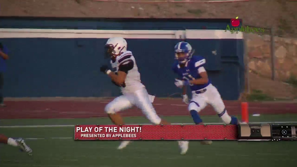 Play of the night: Marco Alvarado's 100-yard kick return