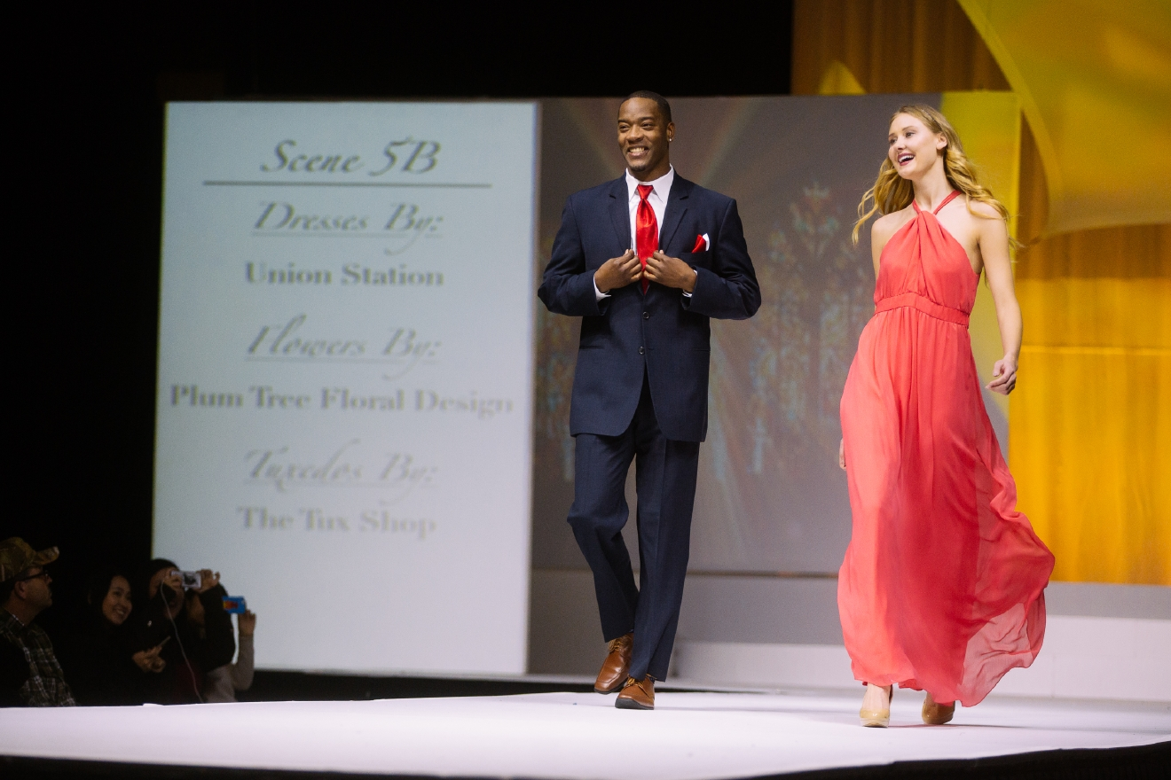 Photos Bridal Style At The Seattle Wedding Fashion Runway