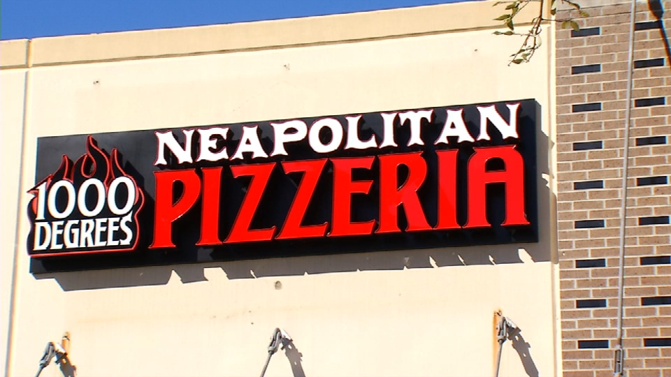 This week's Blue Plate Award goes to 1000 Degrees Neapolitan Pizzeria (News 4 San Antonio)<p></p>