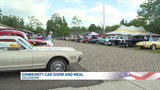 Hundreds meet at a classic car cookout in Galesburg