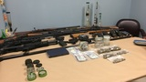 Drugs, guns & money: Brothers arrested after narcotics warrant search in Orange Beach