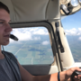 Fallen Deputy Mark Burbridge's son begins flight lessons