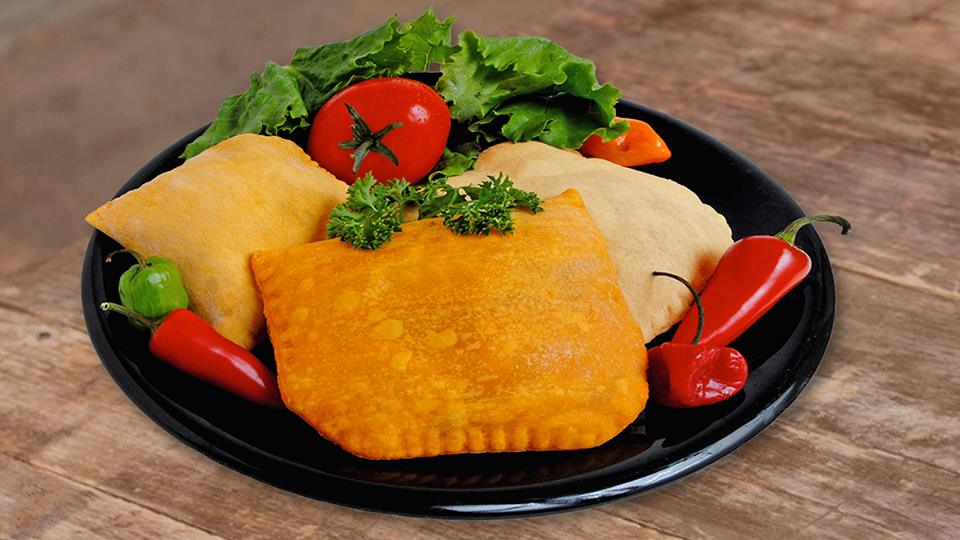 Jamaican patties from Negril (Negril)<p></p>