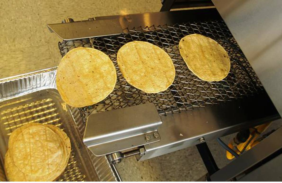 Tortillas from Tortilleria Garcia / Image courtesy of Tortilleria Garcia // Published: 4.13.17
