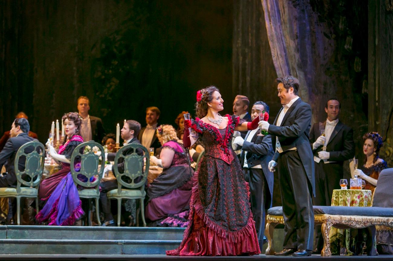 Cincinnati Opera returns to Music Hall for the first time since 2015 with La Traviata, one of the most famous operas in the history of music. Performances run June 14-22 at 7:30. / Image: Mike Bresnen