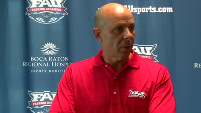 FAU Owls: Pre-Middle Tennessee