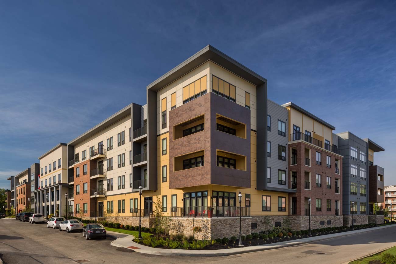 The RED Apartments in Madisonville / Image: Josh Beeman Photography // Published: 10.16.20