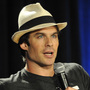 Ian Somerhalder: 'Raising foster cats prepared me for fatherhood'