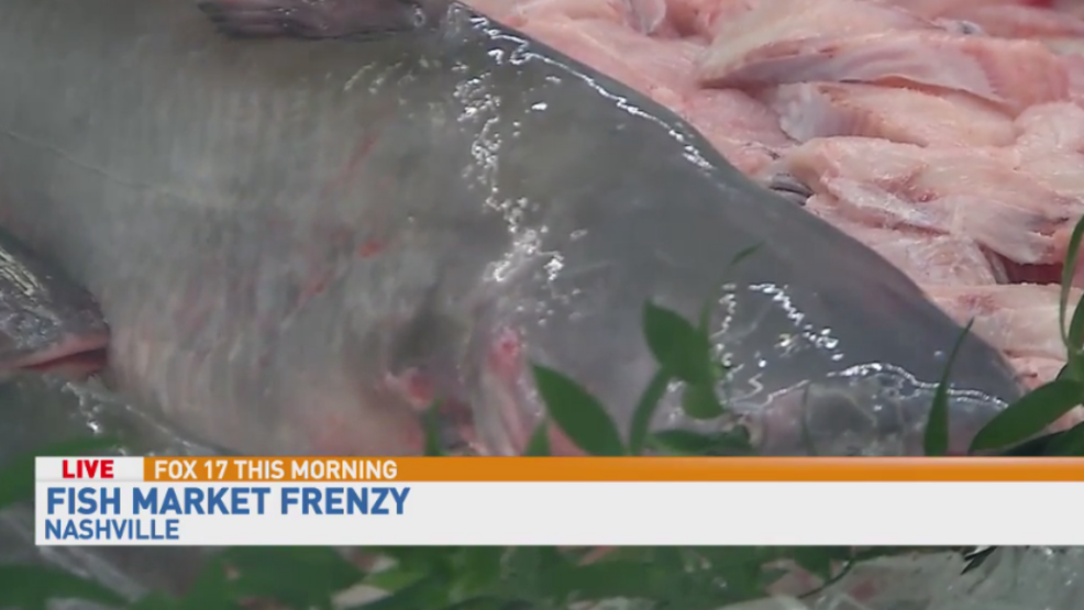 Free catfish for Nashville Predators fans with tickets to Stanley Cup Final games | WZTV