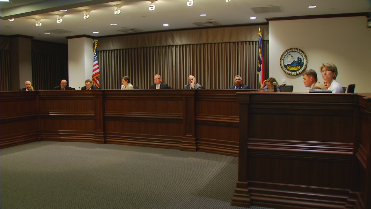 As Buncombe County finalizes a budget for the next fiscal year, some commissioners have questions concerning last year's budget, specifically over employee raises. (Photo credit: WLOS Staff)