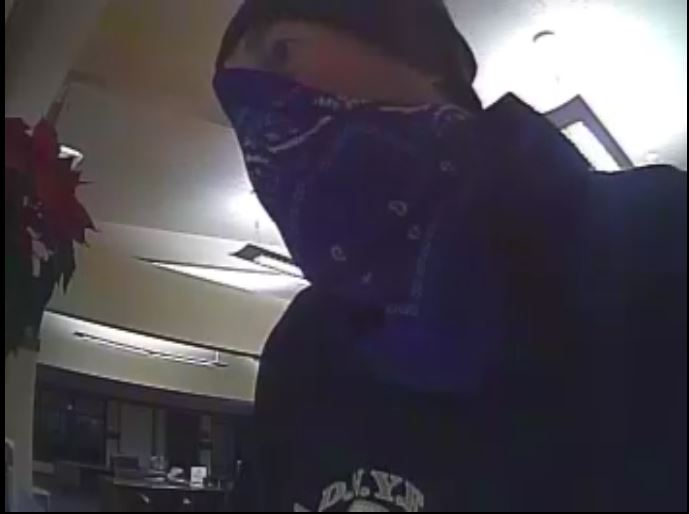 A man reportedly robbed the Columbia Bank in Waldport, fleeing with an unknown amount of cash.{&amp;nbsp;}<p></p>