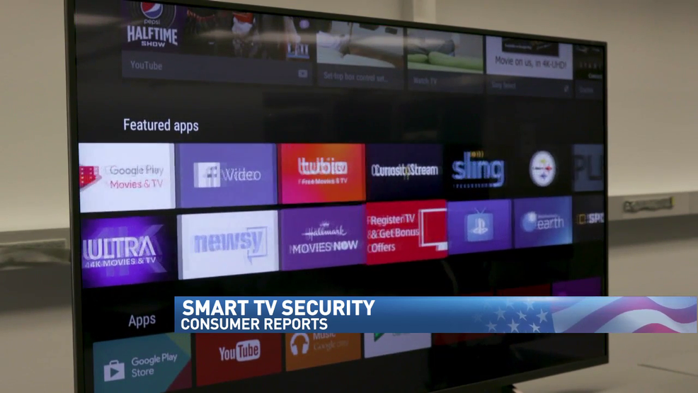 Consumer Reports Finds Tv Security Flaw Wtvc