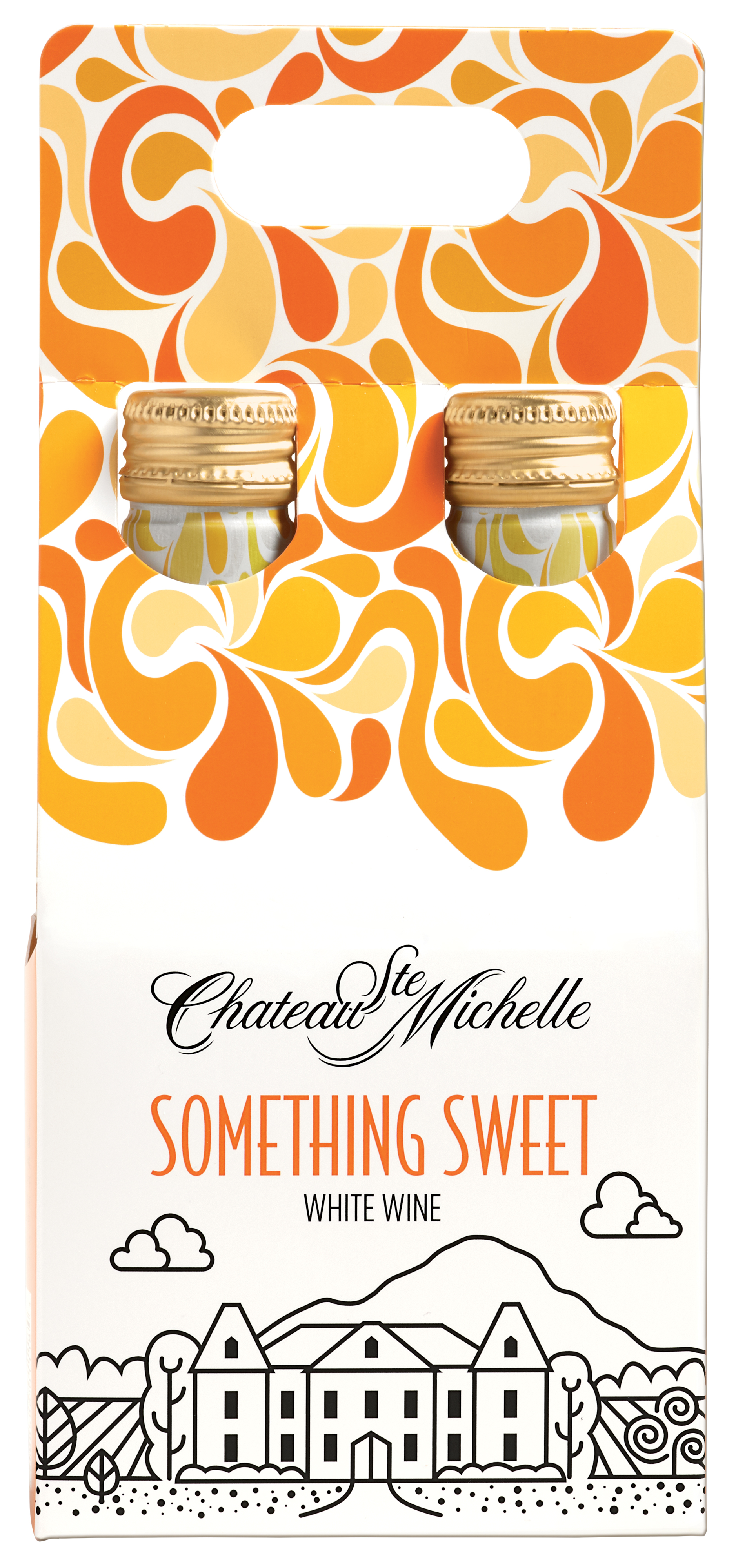 Chateau Ste. Michelle Aluminum Bottles - Something Sweet (Image: Courtesy of{ }Chateau Ste. Michelle Winery)