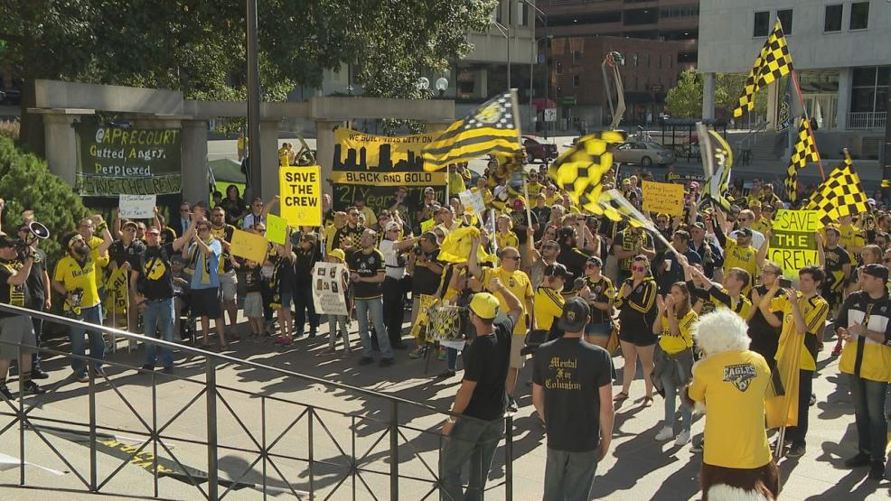 Months after Ohio Attorney General Mike DeWine hinted at a possible lawsuit against the ownership group of Columbus Crew SC to prevent the franchise from potentially moving to Austin, Texas, the state and City of Columbus have followed through. (WSYX/WTTE)