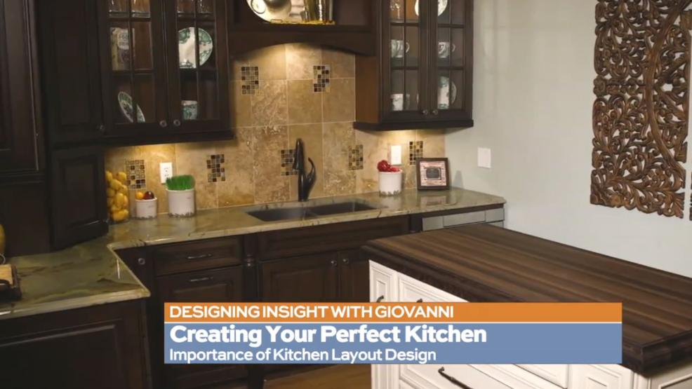 Design The Kitchen Of Your Dreams | WOAI