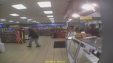 Surveillance video released after armed robbery at gas station