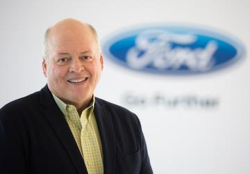Ford CEO Jim Hackett wants balance, stability on tariffs