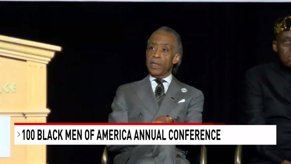 Rev. Al Sharpton speaks at Las Vegas panel focused on young people of color