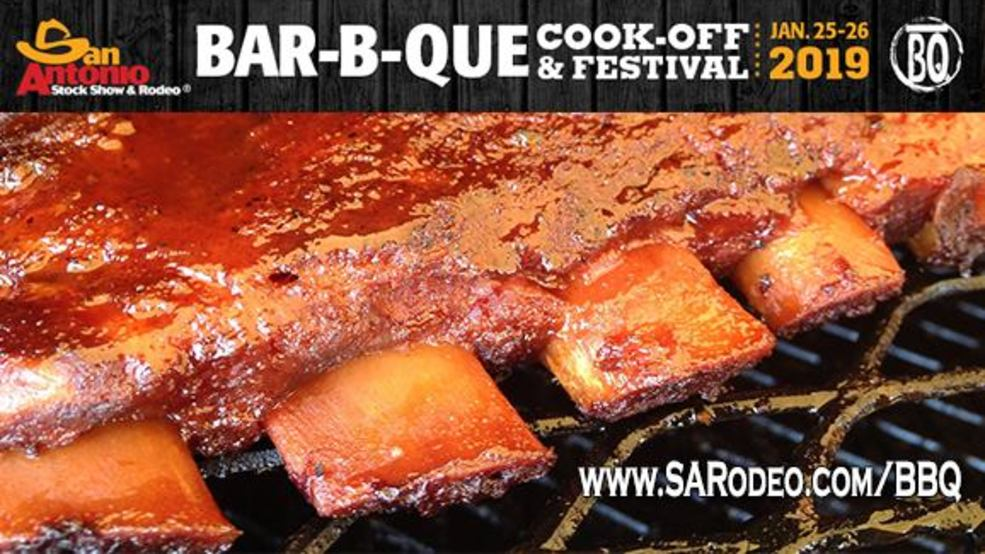 Win tickets to the Rodeo BBQ Cook Off