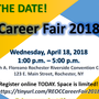 REOC hosting career fair this week