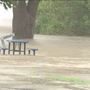 Heavy rainfall continues causing problems in Luling