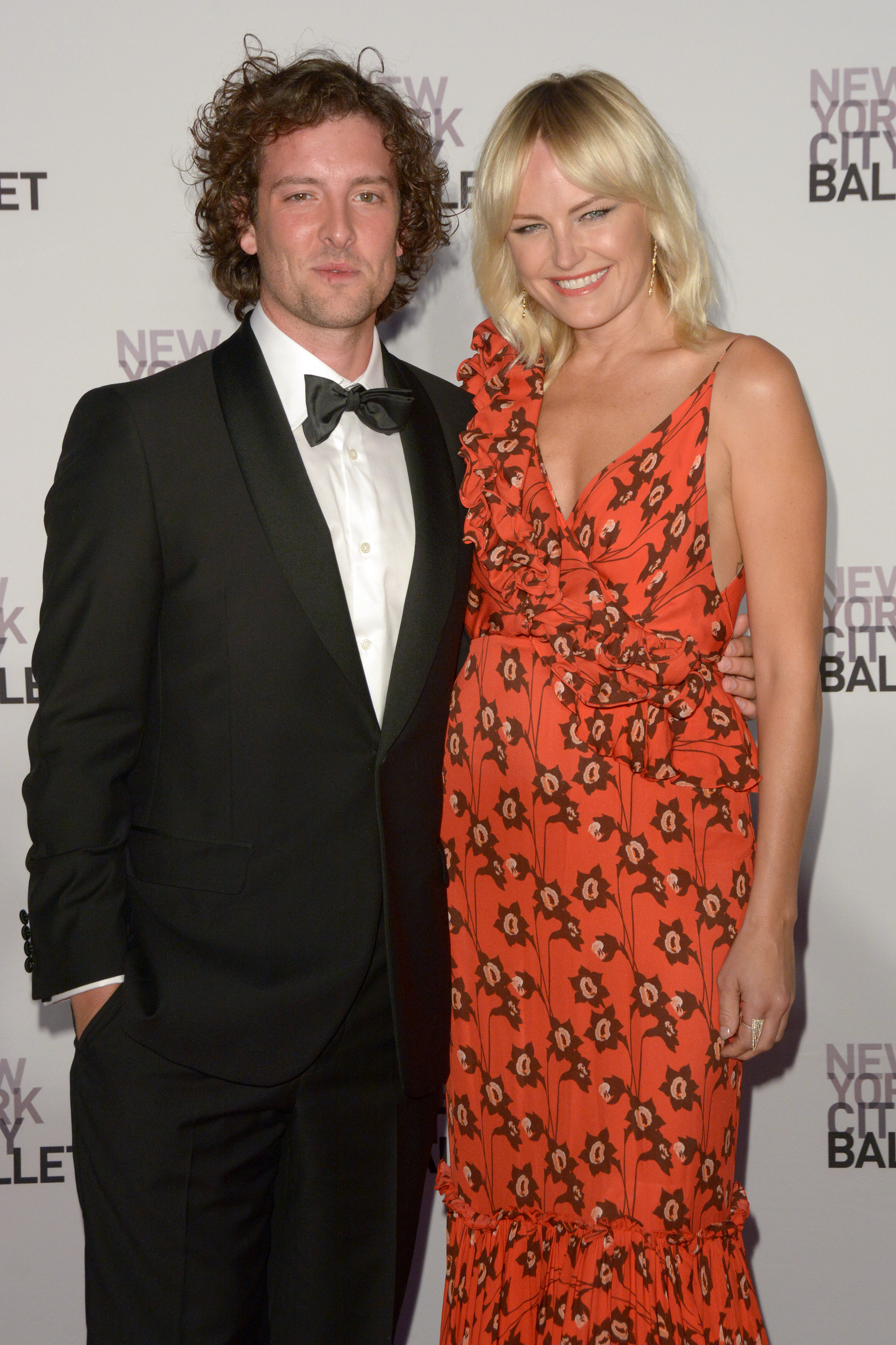 *New York City Ballet 2017 Fall Fashion Gala at David H. Koch Theater at Lincoln Center                                                                          Featuring: Jack Donnelly, Malin Akerman                                     Where: New York, New York, United States                                     When: 29 Sep 2017                                     Credit: Ivan Nikolov/WENN.com