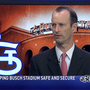 Keeping Busch Stadium Safe: Cardinals President Bill DeWitt Talks DHS Certification