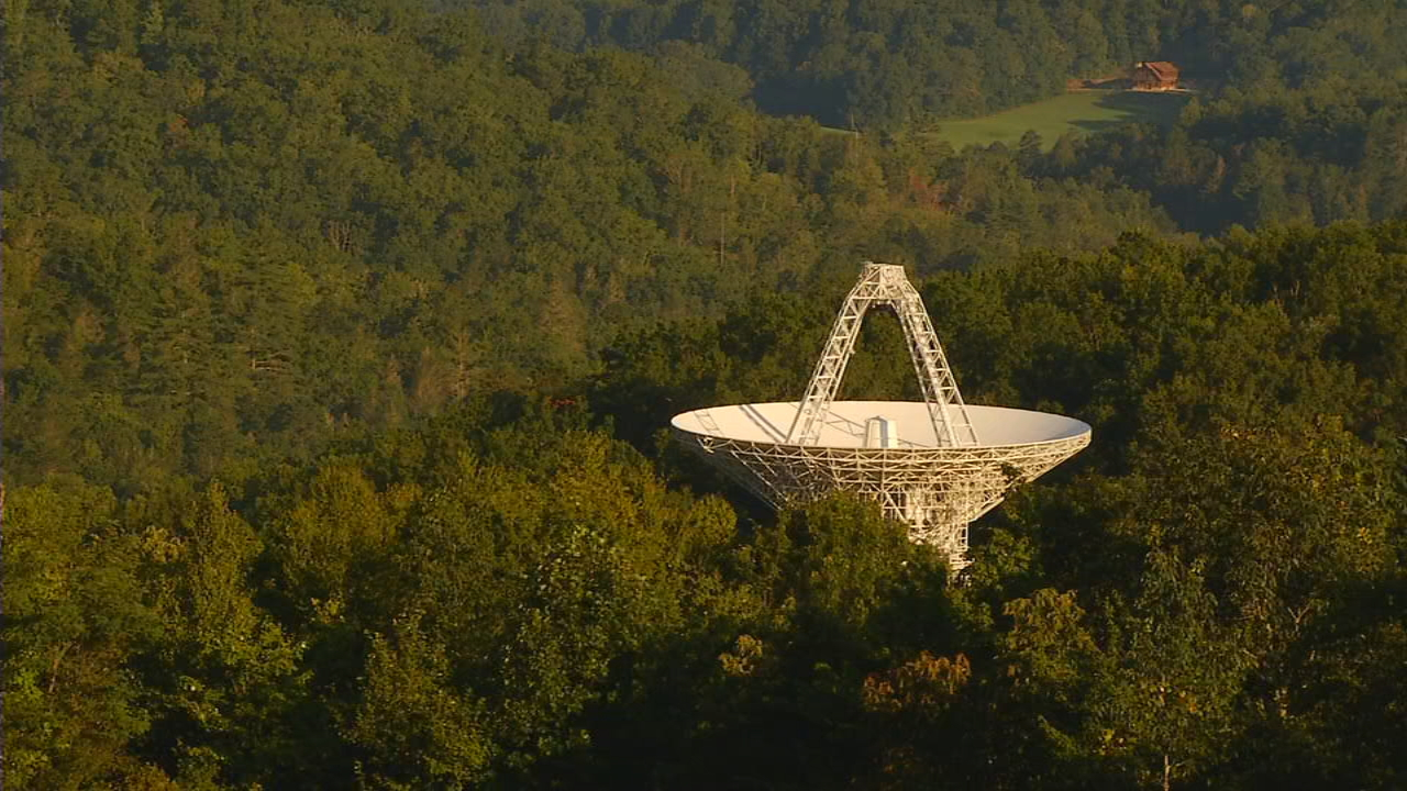 The Pisgah Astronomical Research Institute plans on holding an event to view the 2017 solar eclipse for the public. Tickets for that event are sold out, but scientists say it won't just be tourists and locals viewing the eclipse. They tell us multiple teams of scientists will be there to view and study the eclipse. (Photo credit: WLOS Staff)