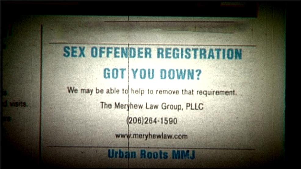 Debate over sex offender registries