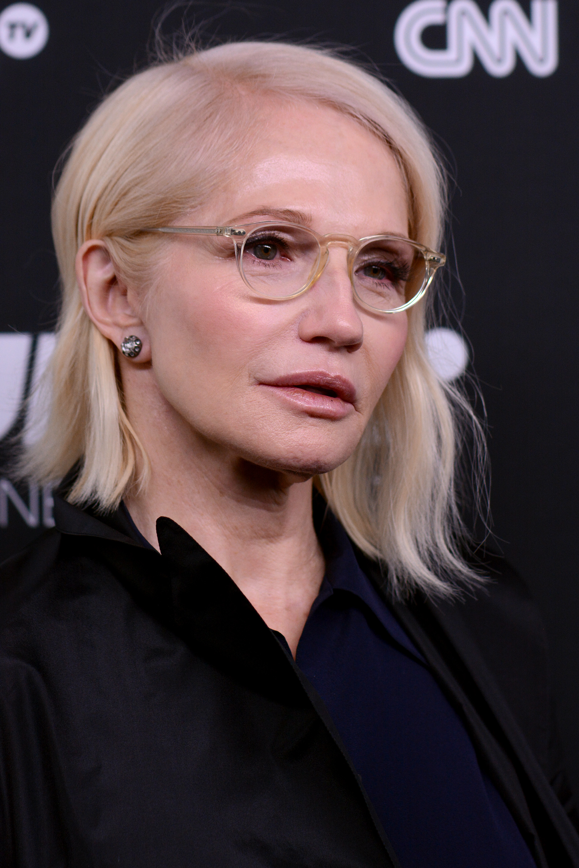 Ellen Barkin at the Turner Upfront Presentation in New York on May 18, 2016. (Ivan Nikolov/WENN.com)