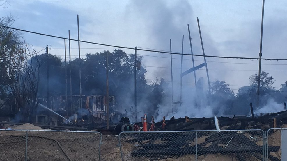 Massive fire in South Austin fire from September ruled as undetermined