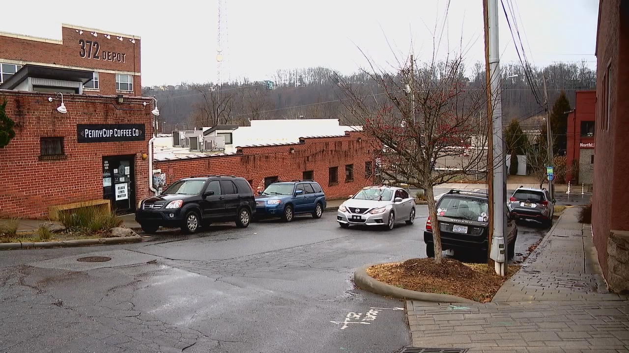 The Asheville Police Department is asking for help from the community after two separate reports of a man in an SUV pulling women into his vehicle and attempting to assault them. (Photo credit: WLOS Staff)
