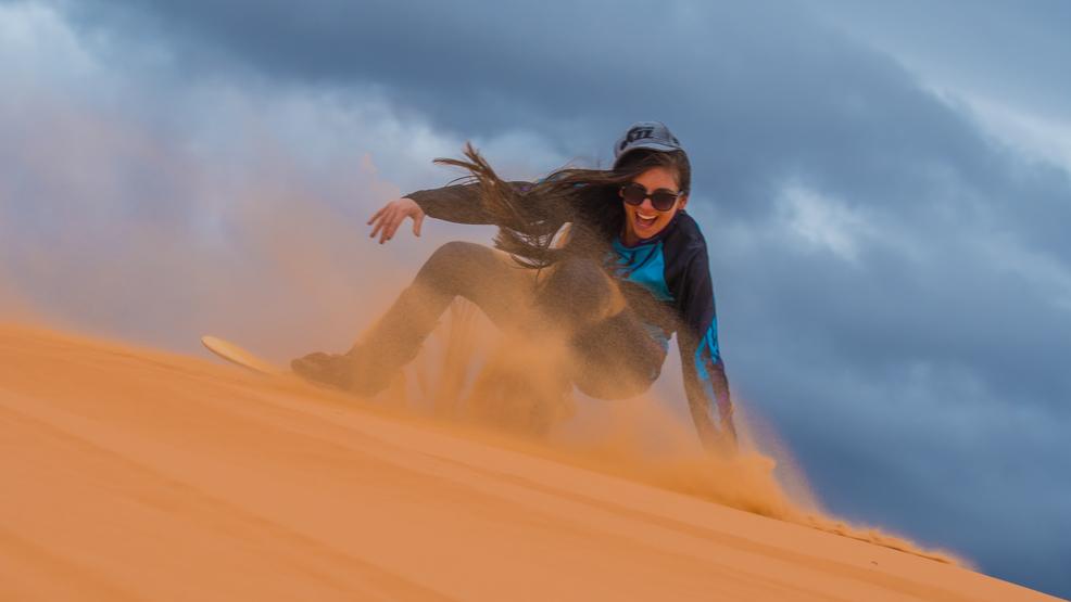 Road Trippin' - Coral Pink Sand Dunes | KUTV