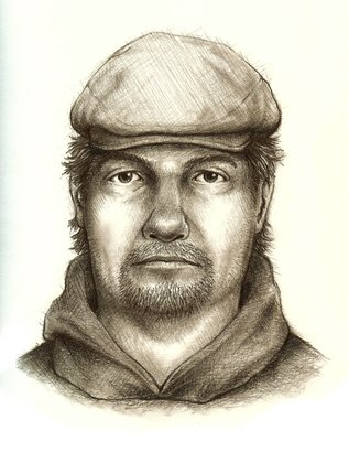 Indiana police release sketch of suspect in teen girls' murders (Photo: Indiana State Police)