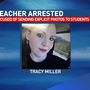 Logan teacher arrested after accused of sending explicit photos