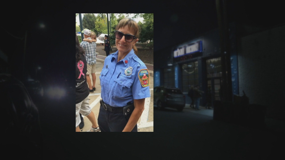 Asheville firefighters honor colleague who lost battle to cancer
