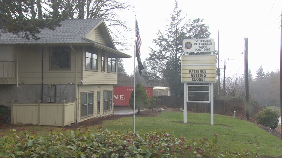 Kitsap County Vfw Post In Need Of Community S Help To