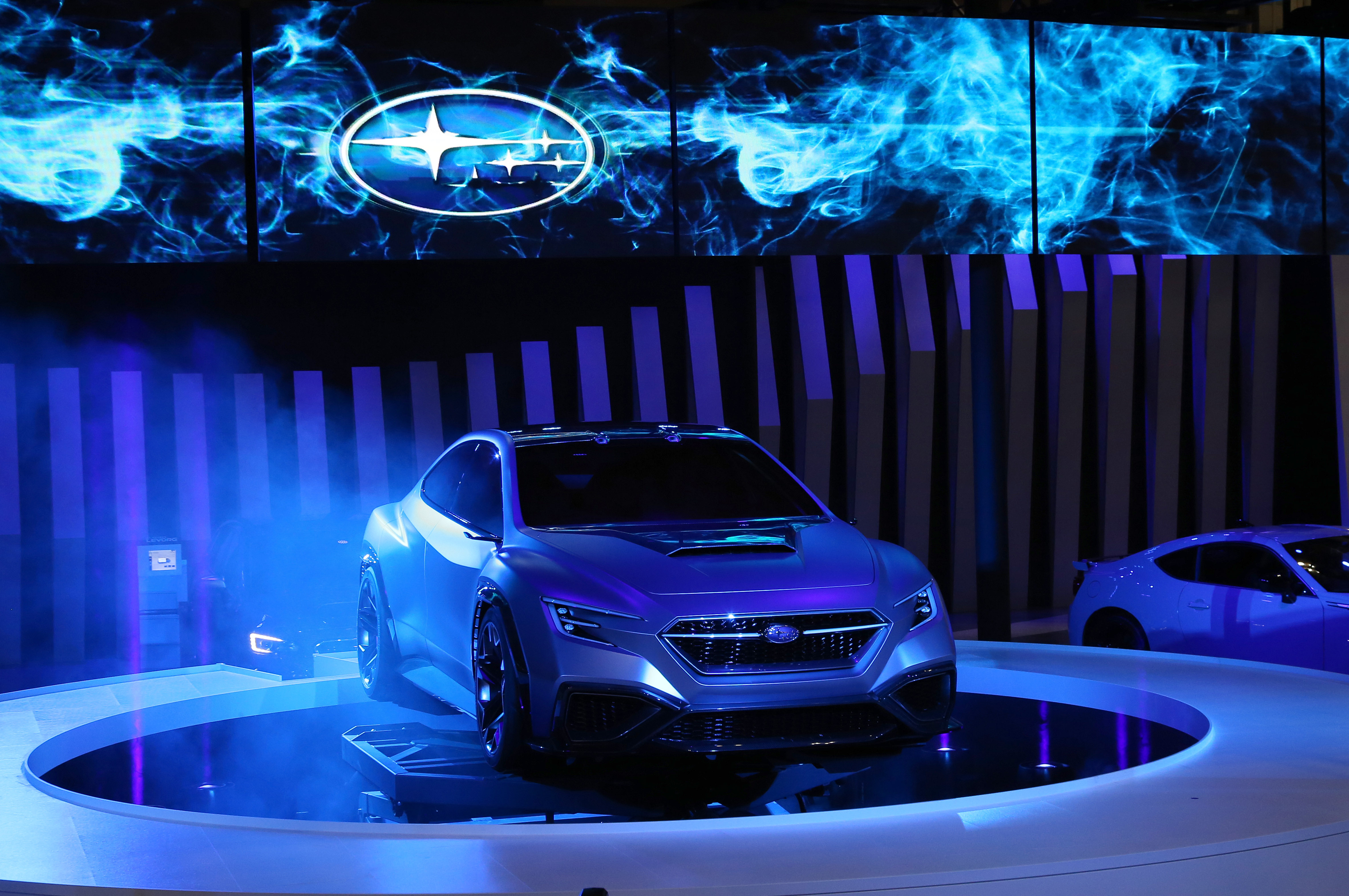 Tokyo Motor Show 2017  Featuring: Subaru Viziv Performance Concept Where: Tokyo, Japan When: 25 Oct 2017 Credit: Yukio Tomita/Future Image/WENN.com  **Not available for publication in Germany**
